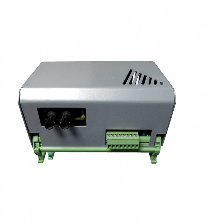 Applied Communication module is a RS232C to IEC61850 converter